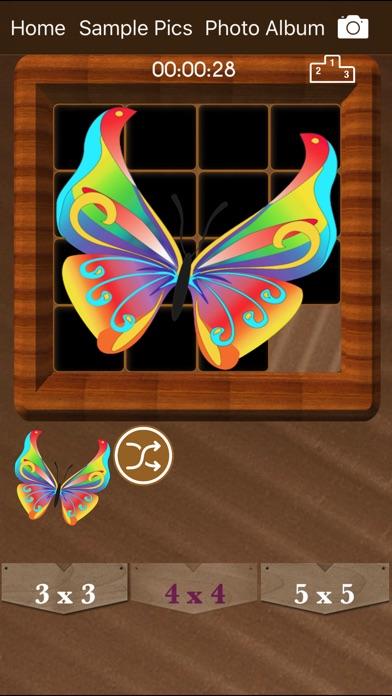 Sliding Puzzle Mania : An Addictive Puzzle Game screenshot 3