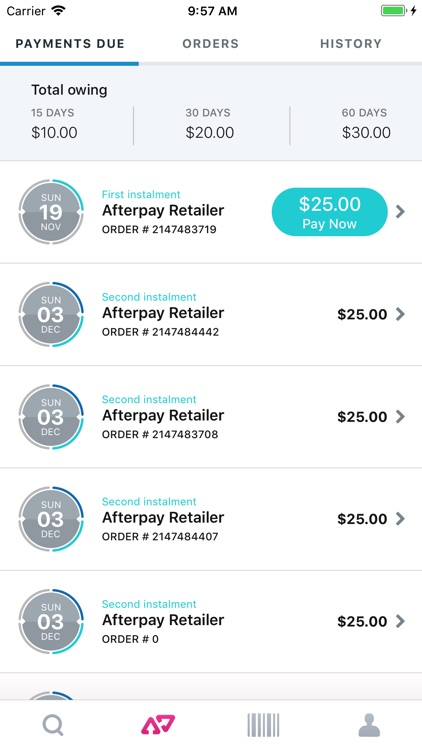 Afterpay screenshot-1