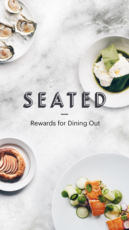 Seated: Rewards for Dining Out