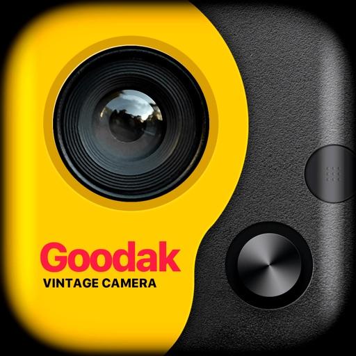 Goodak Cam - レトロフィルムカメラ