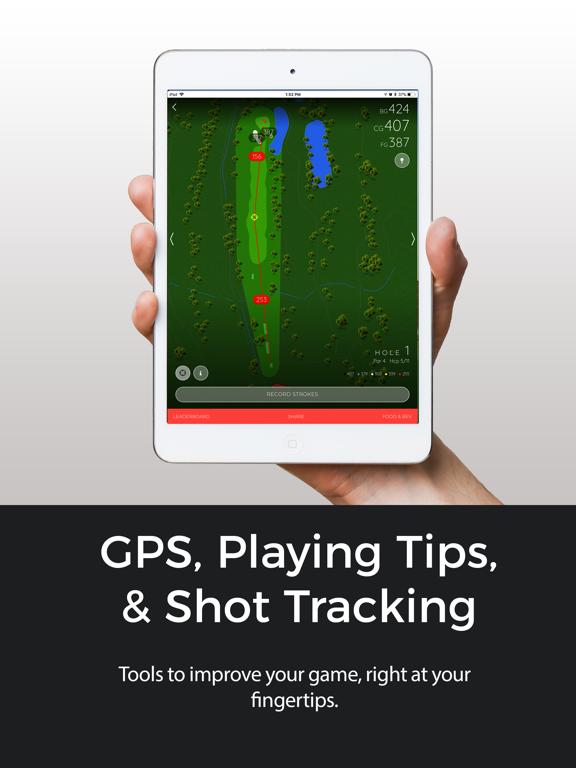 Moose Run Golf Course screenshot 4