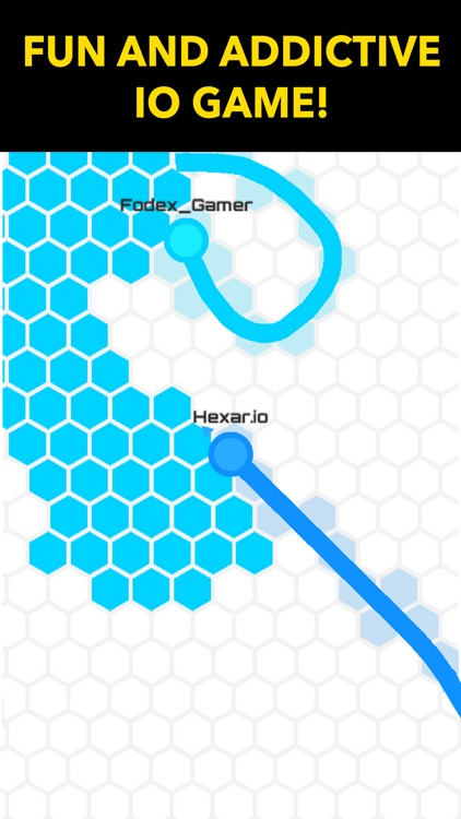 Hexar.io - #1 in IO Games