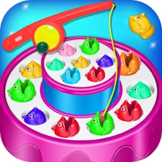 Activities of Fishing Toy Game