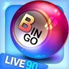 Bingo 90 Live + Vegas老虎机,视频扑克 icon