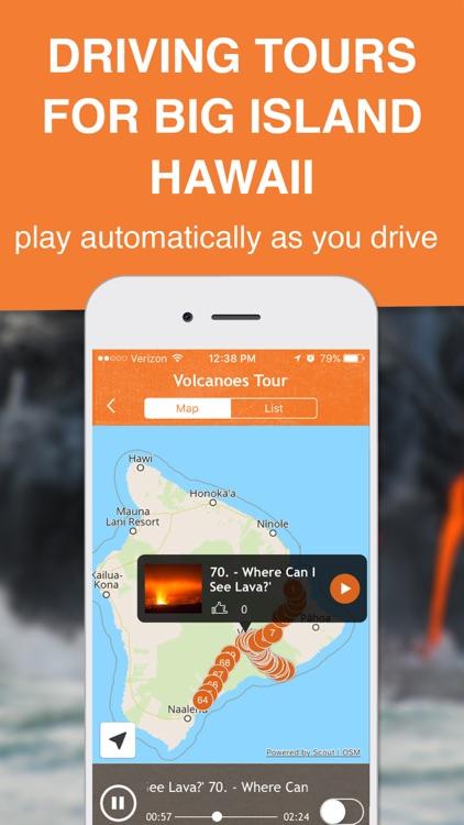 Big Island Hawaii Driving Tour