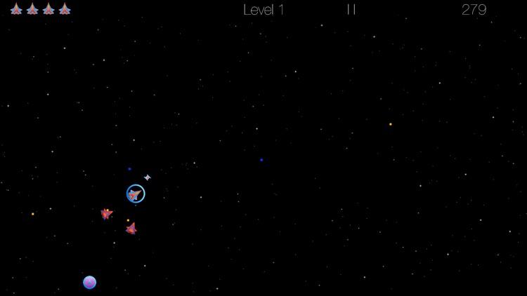 Yet Another Spaceshooter screenshot-3