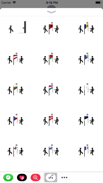 Football Silly Stickmen