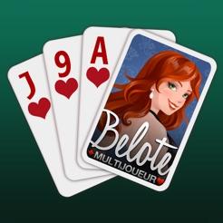 jeux belote multijoueur