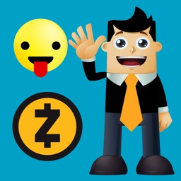Zcash Moji-ZEC Stickers