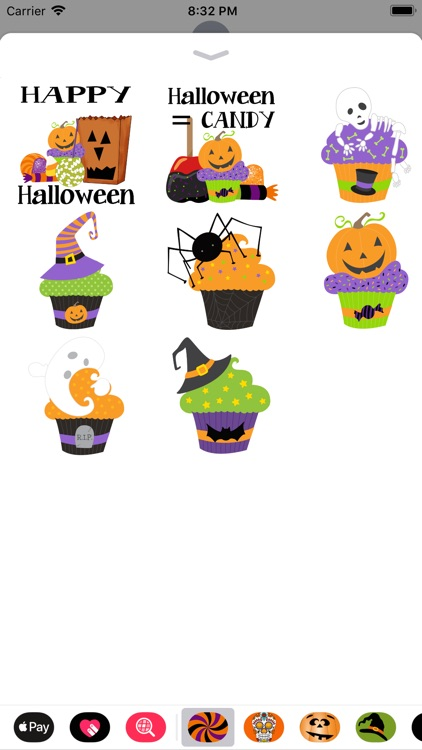 Halloween Candy Yum screenshot-3