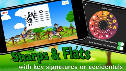 Screenshot for Flashnote Derby in United States App Store