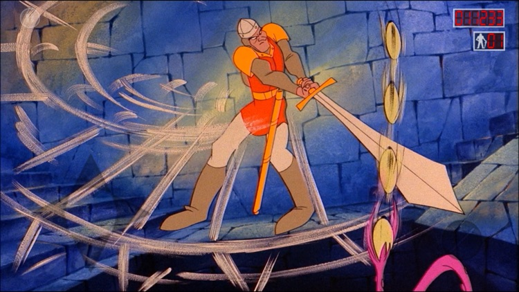 Dragon's Lair 30th Anniversary screenshot-4