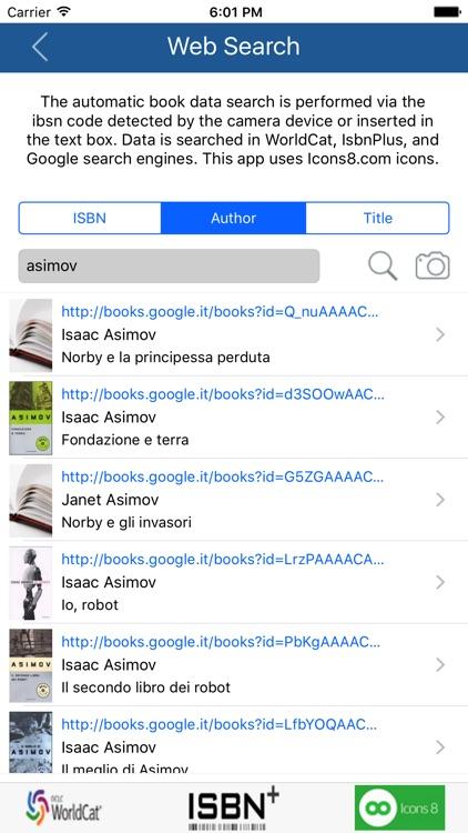 Books Utility screenshot-3