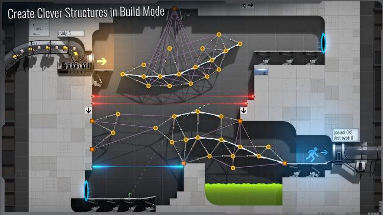 Bridge Constructor Portal screenshot-3