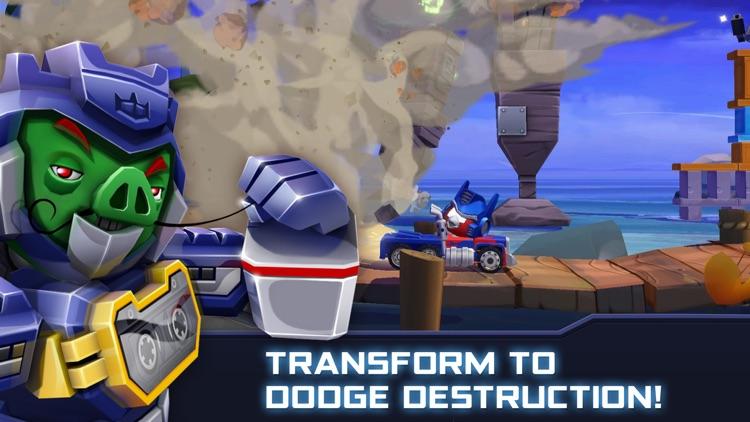 Angry Birds Transformers screenshot-3