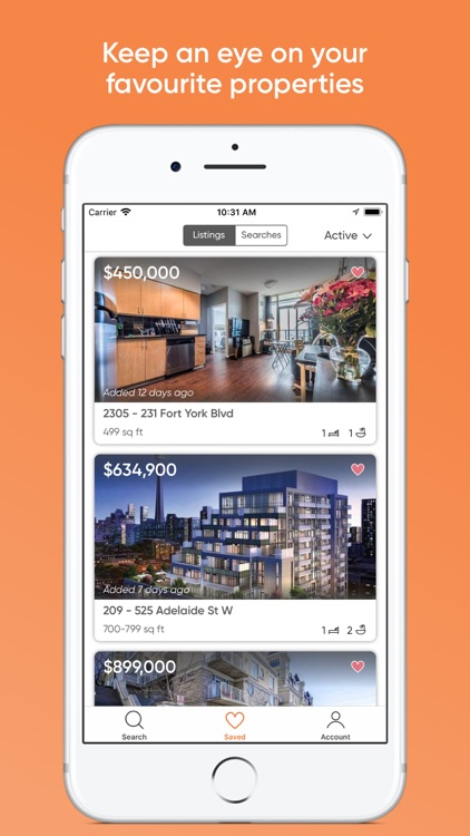 Zoocasa Real Estate screenshot-7