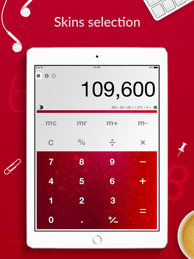 Calculator Pro For Ipad On The App Store