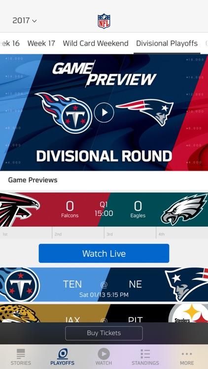 NFL screenshot-1