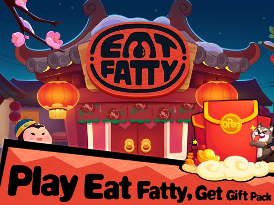 EAT FATTY на iPad
