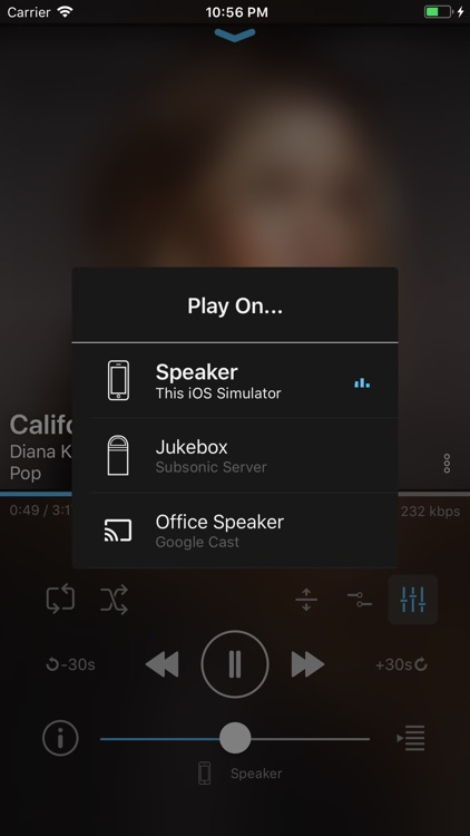 play:Sub Music Streamer