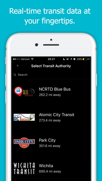 myStop Mobile screenshot-0