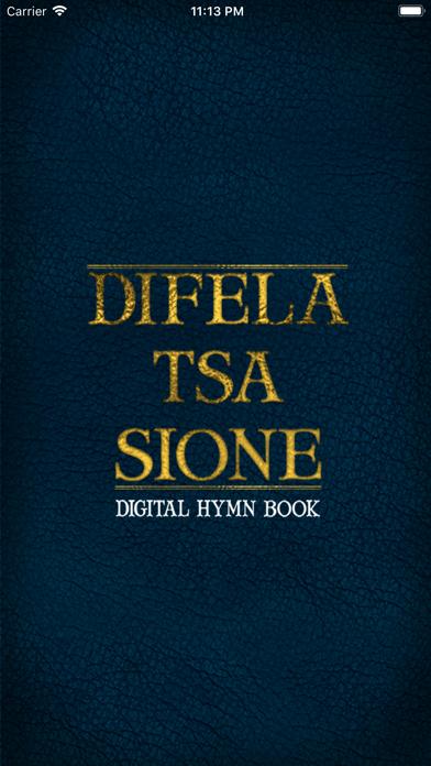 Screenshot for Difela Tsa Sione in Egypt App Store