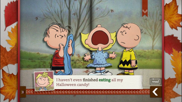 A Charlie Brown Thanksgiving screenshot-0