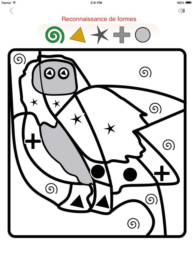 Coloriages magiques ms dans l app store - Coloriages magiques ms ...