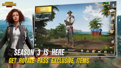 Download PUBG MOBILE for Pc