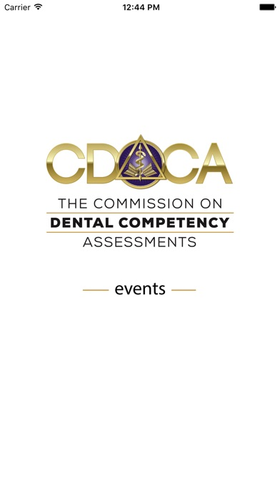 CDCA Exams and Events - by North East Regional Board of Dental ...