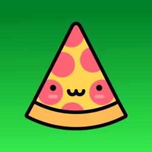 Cute Food Stickers! app