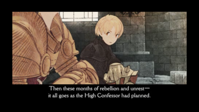 FINAL FANTASY TACTICS: THE WAR OF THE LIONS screenshot 1