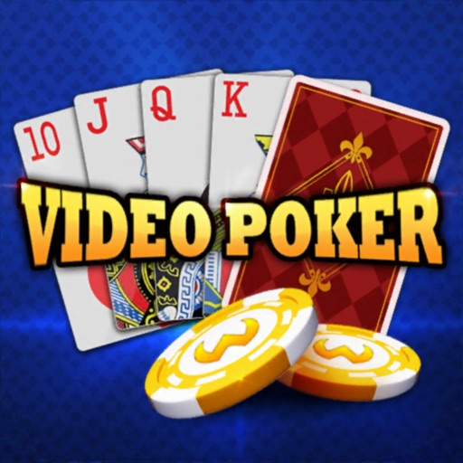 Video Poker: Royal Flush icon