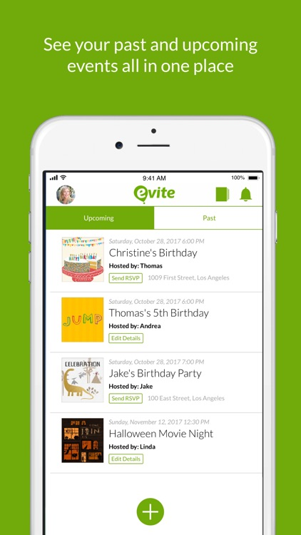 Evite: Online Invitations screenshot-4