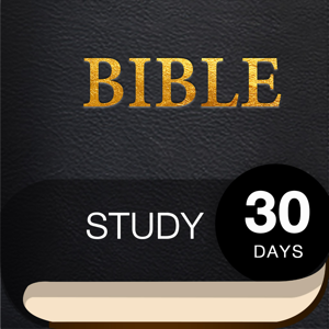 30 Day Bible Study Challenge Reference app