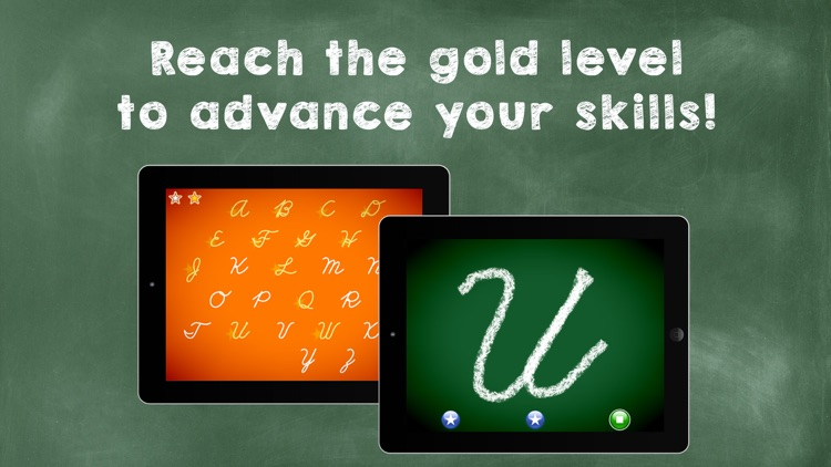 LetterSchool - Cursive Letters screenshot-5