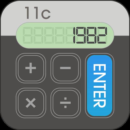 RPNcalc 11c - Scientific RPN calculator
