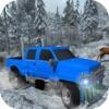 Snow SUV 4X4 Driving