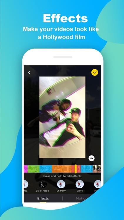 Cheez - Video Editor & Effects screenshot-5