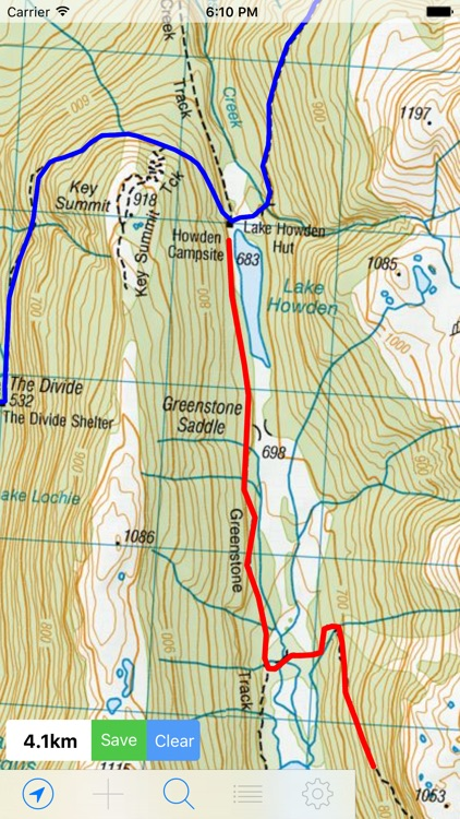 MapToaster NZ Topo Maps