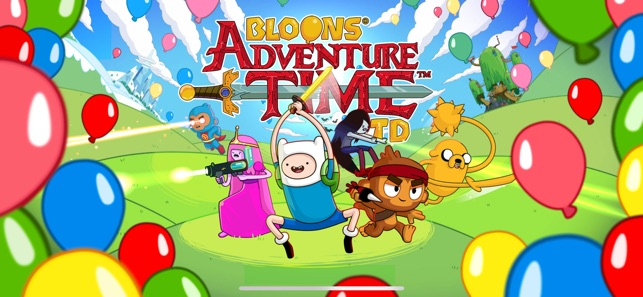 Bloons Adventure Time TD on the App Store