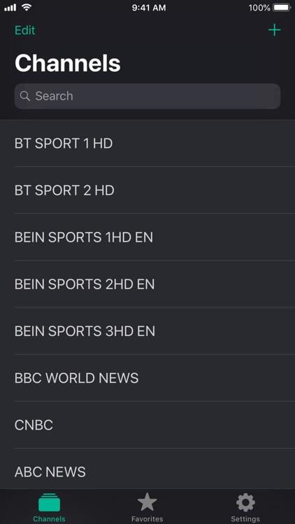 TV Streams