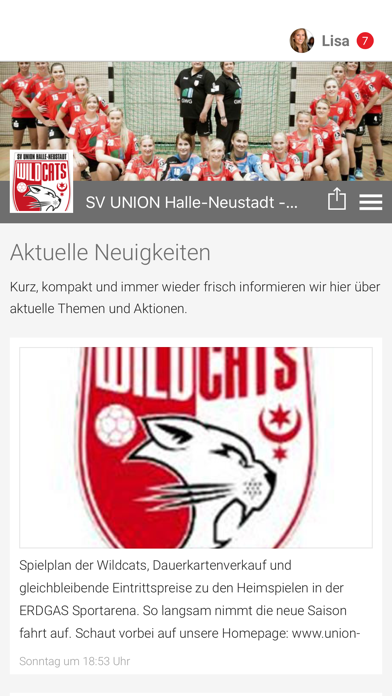 点击获取SV UNION Halle-Neustadt