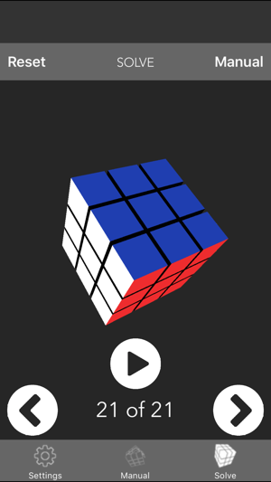 iCube Solver on the App Store