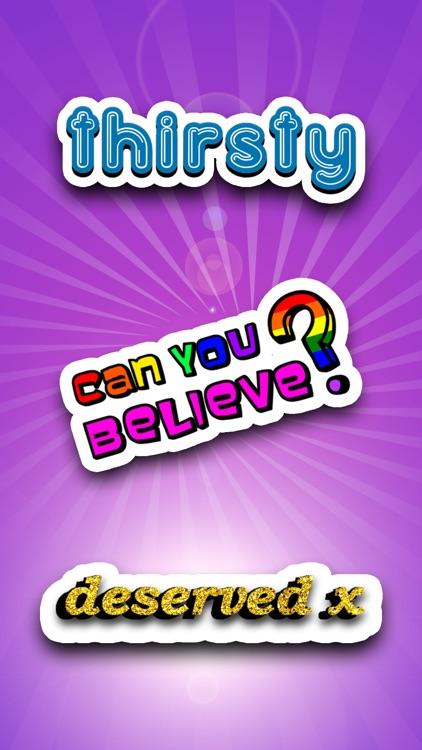 Sass Stickers screenshot-6