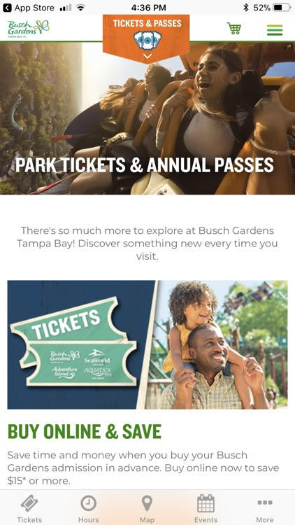 Busch Gardens Discovery Guide screenshot-0