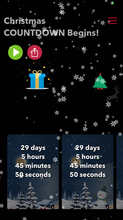 Christmas Countdown 2021 screenshot-9