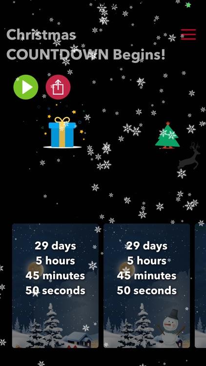 Christmas Countdown 2020 screenshot-9