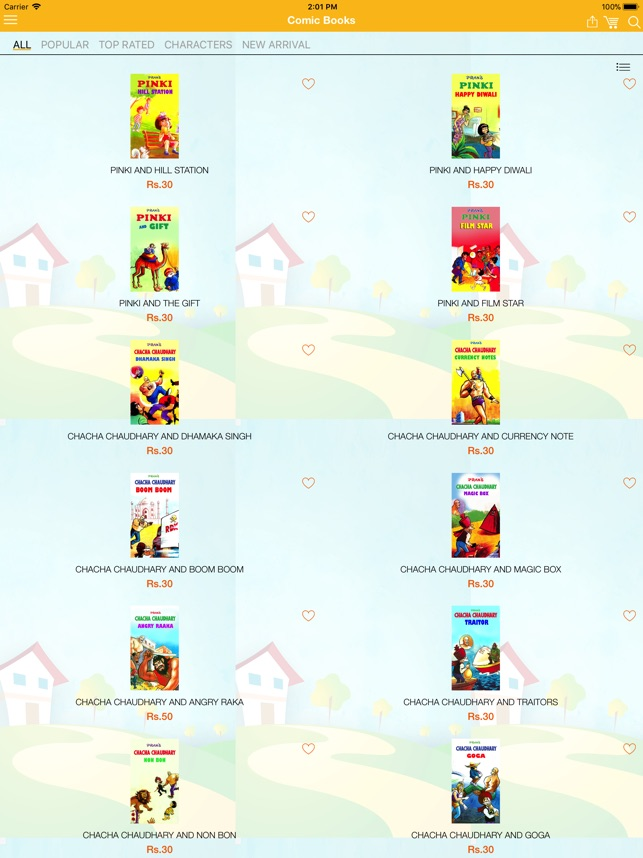 Chacha Chaudhary on the App Store
