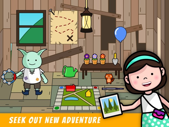 Mobo Kids Dollhouse App Price Drops